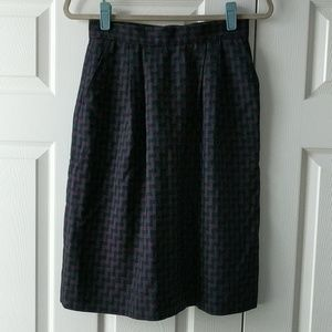 Lands' End skirt